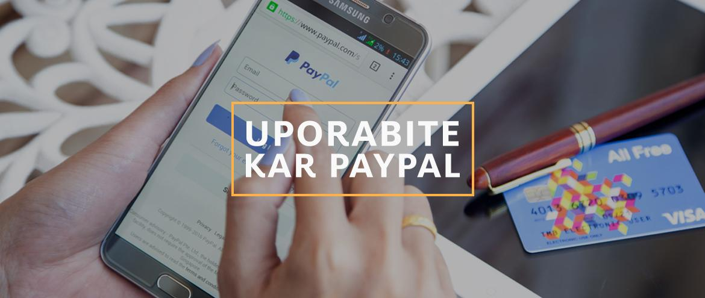 Na bolha.com lahko sedaj izpostavitev ali objavo oglasa plačate s PayPalom!